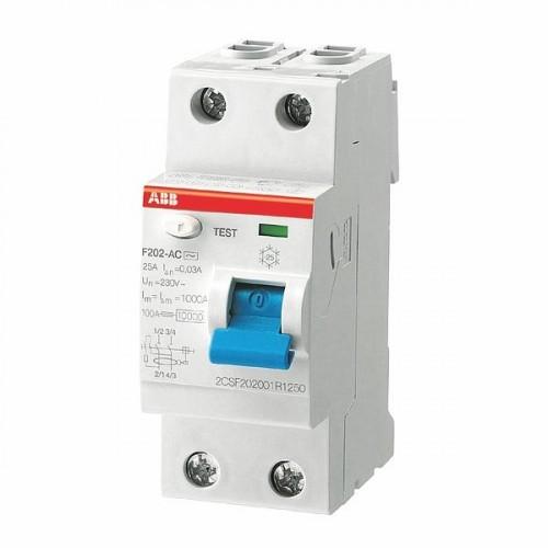 выключатель дифференциального тока: